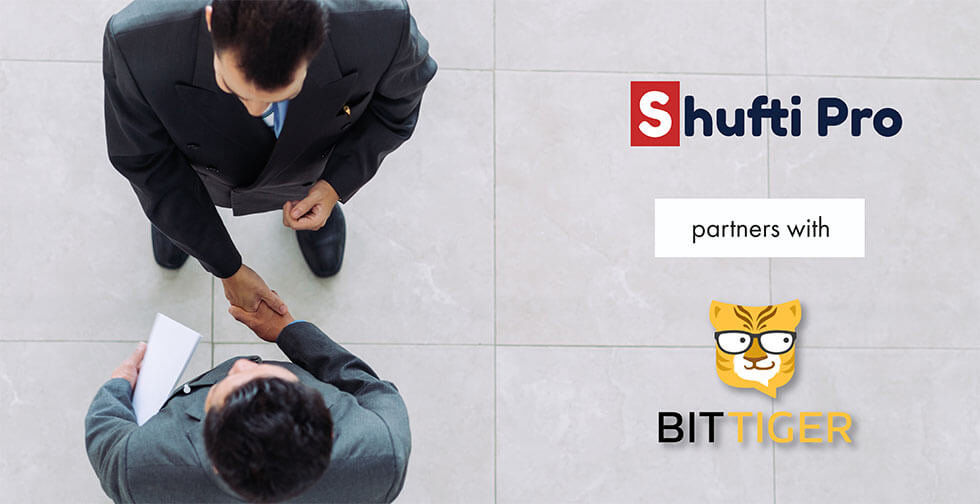 Shufti Pro partners with BITTIGER