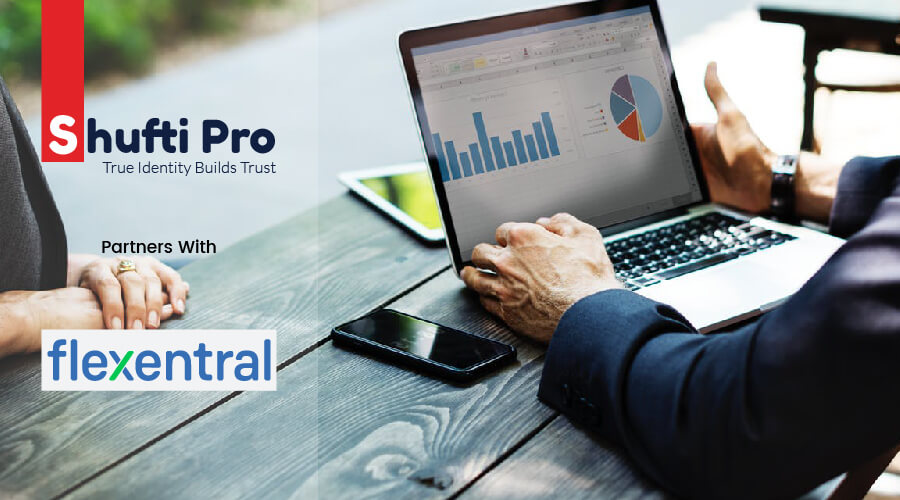 Shufti Pro partner With Flexentral