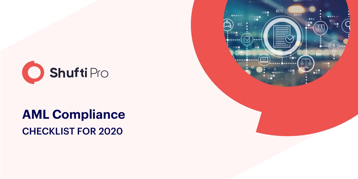 AML compliance checklist for efficient AML screening in 2020