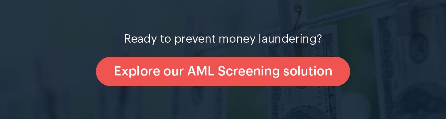 AML Screening