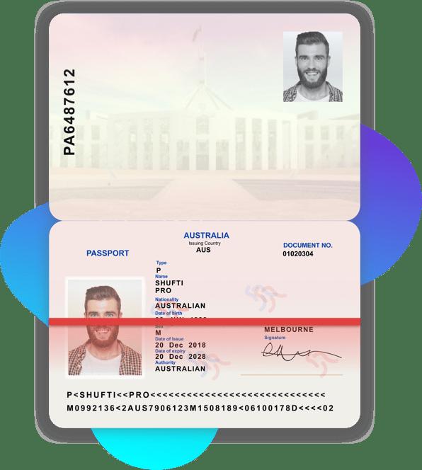 Australia Passport
