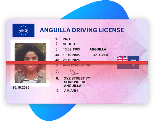 Bahamas Driving License