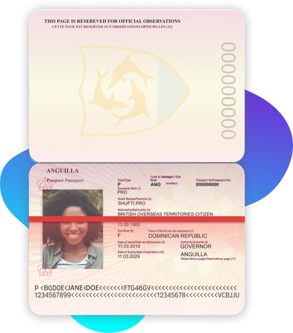 Bahamas Passport