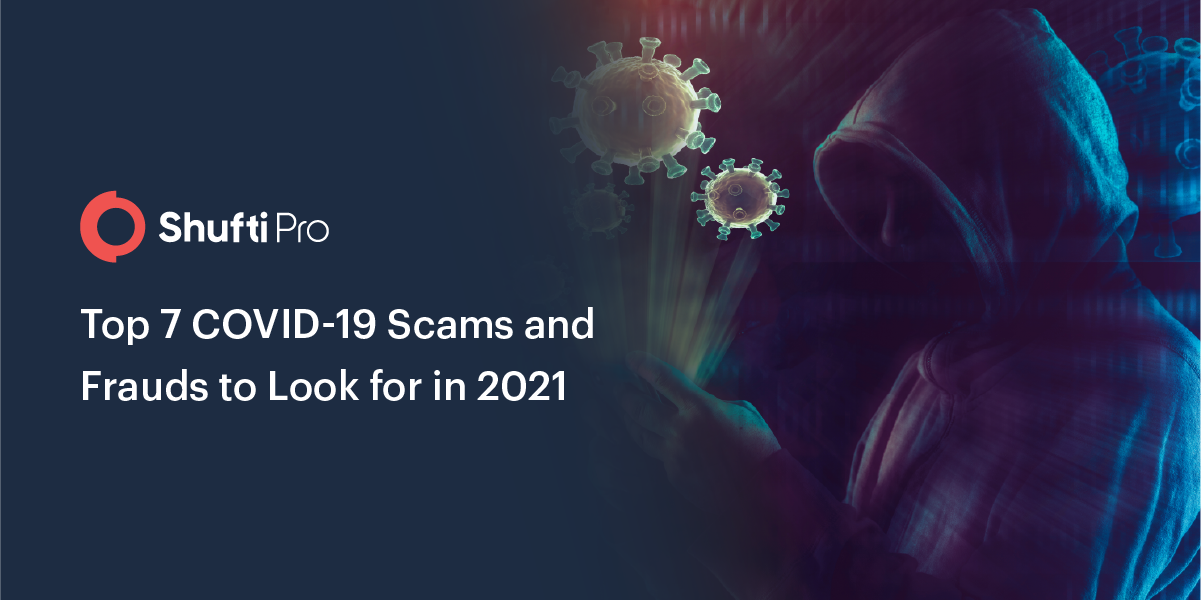 Covid-Related Scams Onsite banner