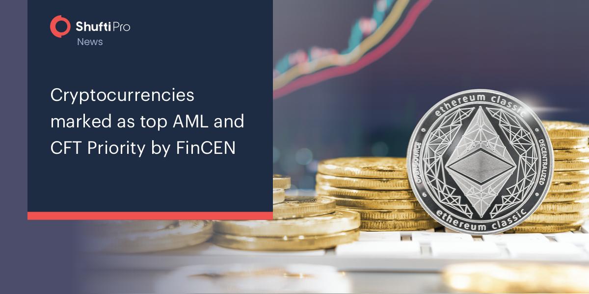 Crypto FinCEN news image