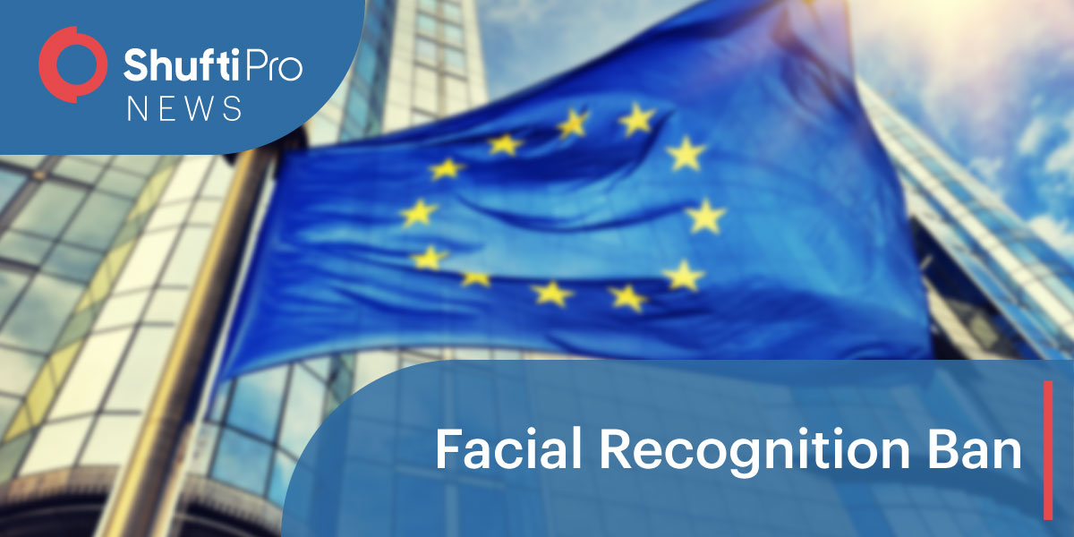 EU's decision to ban Facial Recognition for five years divides the tech giants