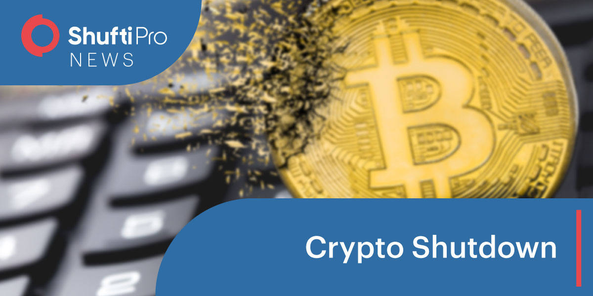 Fraudulent crypto exchange shut down by UK High Court
