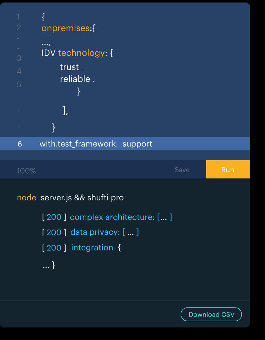 IDV-Software