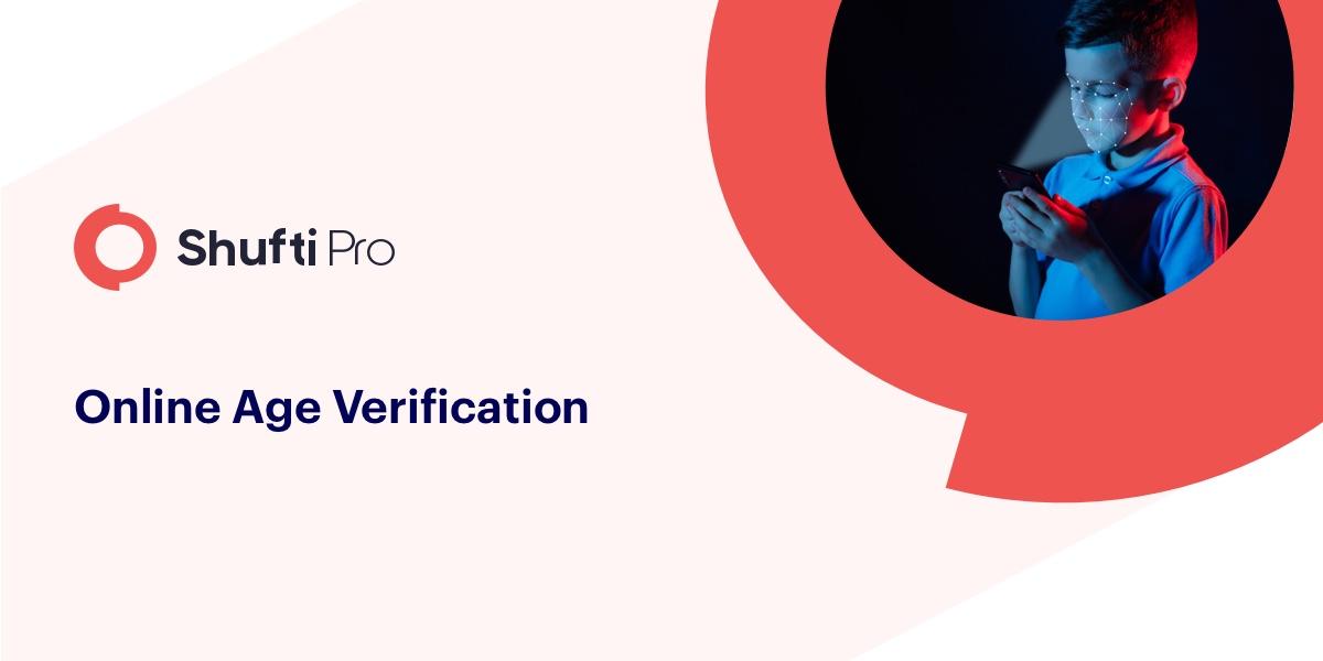 Online age verification