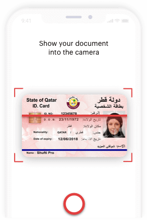 Qatar Document Verification