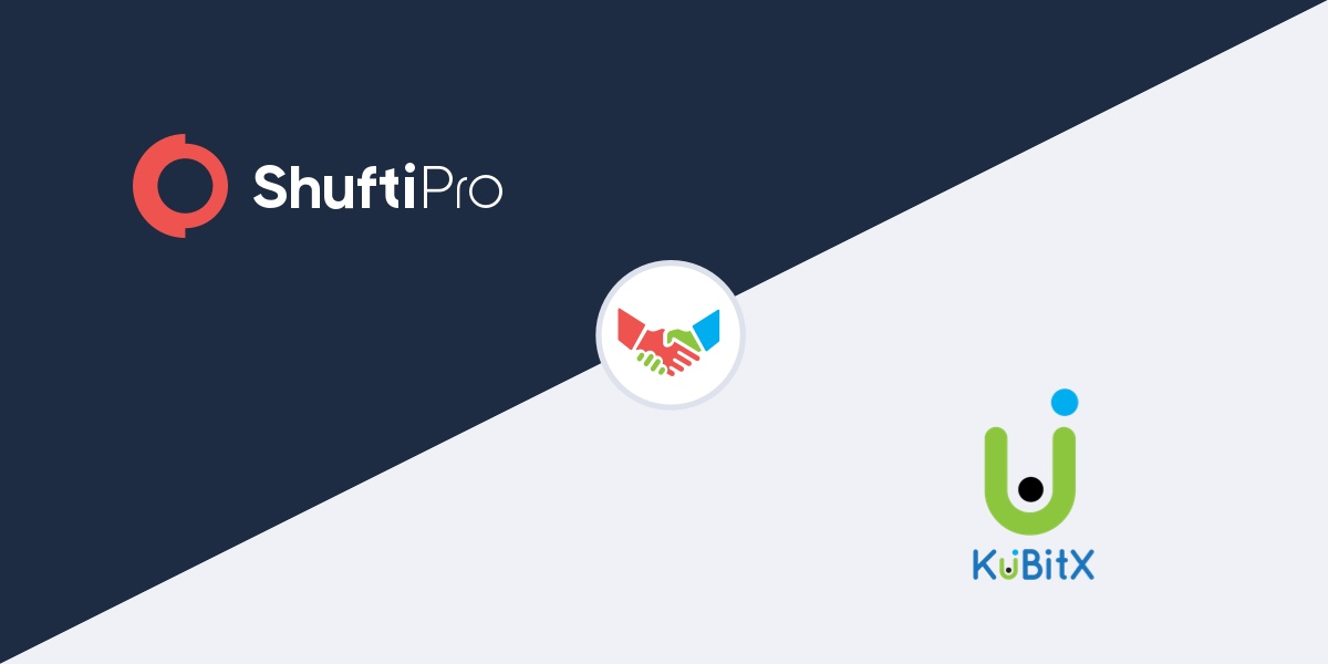 Shufti Pro partners with KuBitX to help them onboard a secure clientele