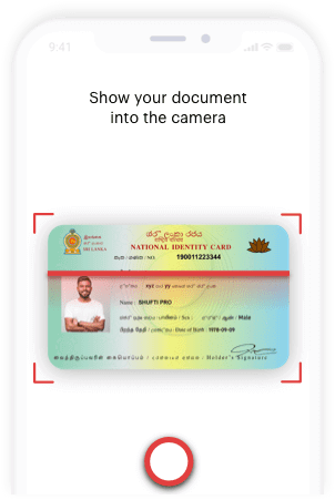Srilanka Document Verification