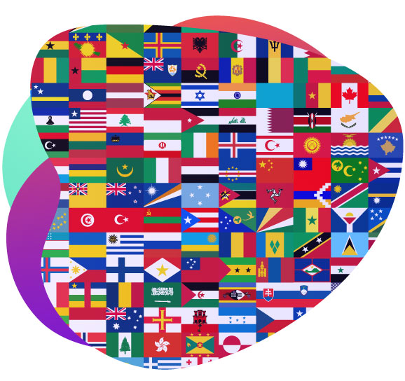 Countries Supported