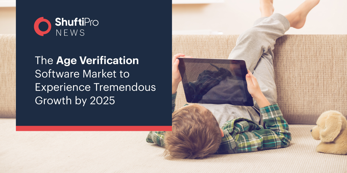 The Age Verification Software Market to Experience Tremendous Growth by 2025