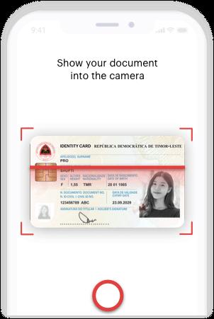 Timor lesta Document Verification