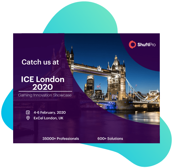 ice london learn how shufti can help you secure your business