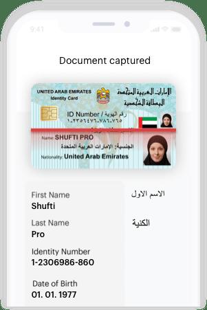 UAE Data Extraction