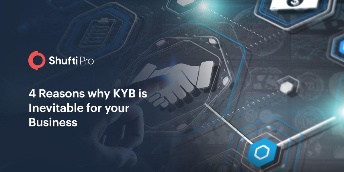 why KYB is inevitable