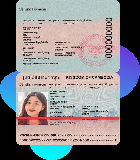 kyc for cambodia  shufti pro