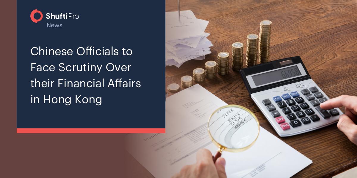 financial scrutiny