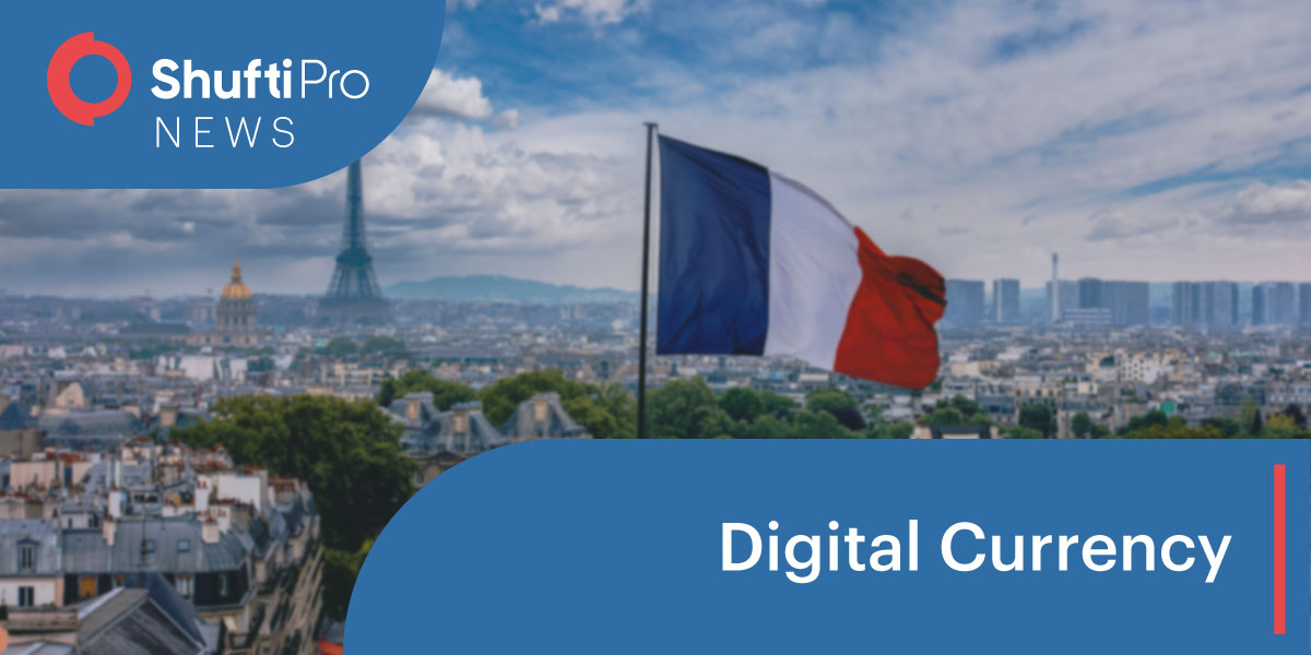 france to test digital currency