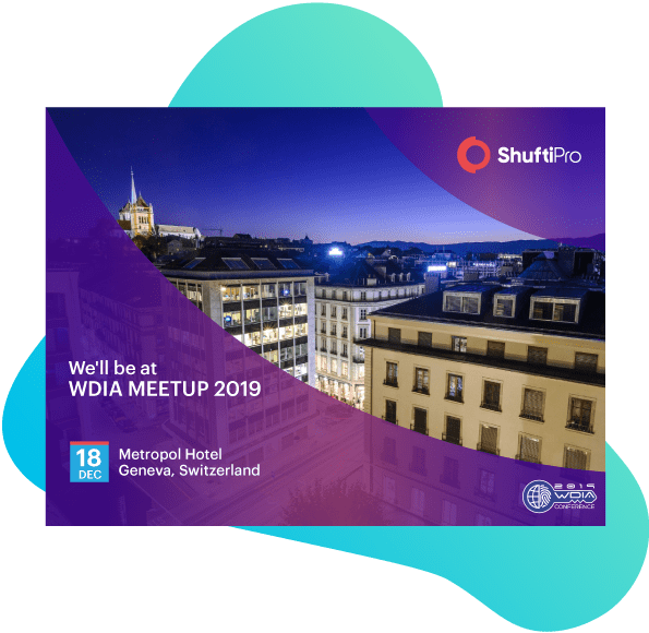 Join Shufti Pro at the Meetup Event in Geneva on Personal Data Protection
