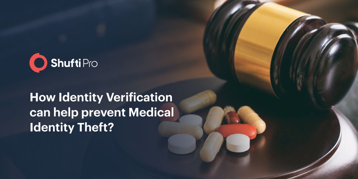 Identity verification in healthcare