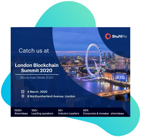 shufti at london blockchain summit
