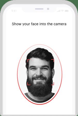 montenegro face verification