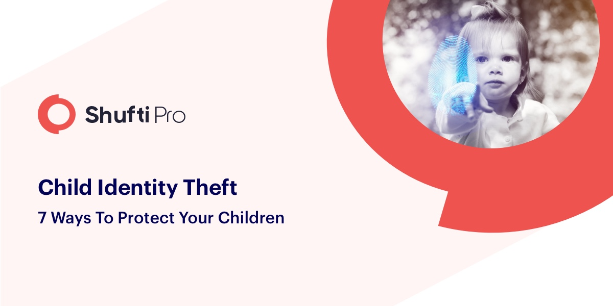 Child Identity Theft - 7 Ways to Protect your Children