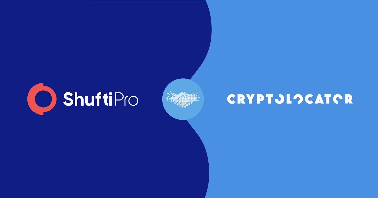 Cryptolocator Teams Up with Shufti Pro to Build a Sound KYC Structure