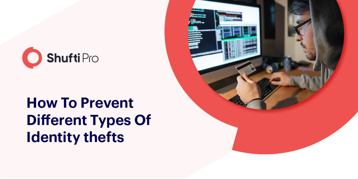 Identity Theft Frauds - How can you stay a step ahead?