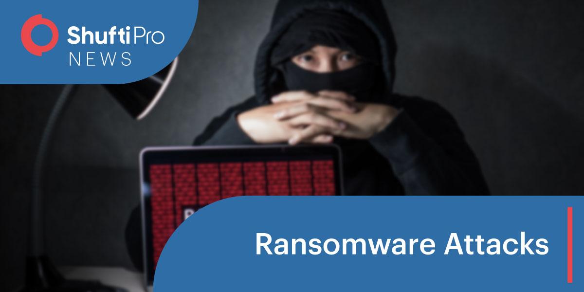 ransomware attacks increase