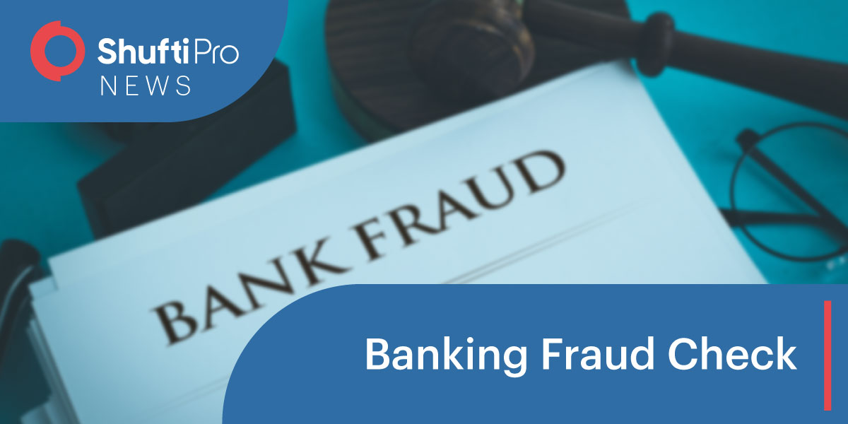 roll out of vital banking fraud