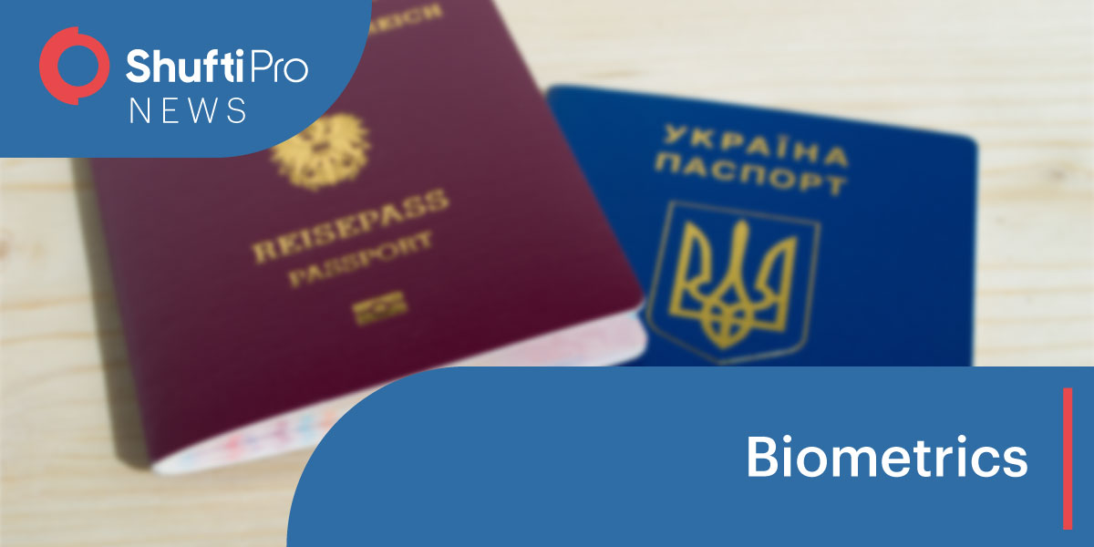Ukraine Issues 14 Million Biometric Passports