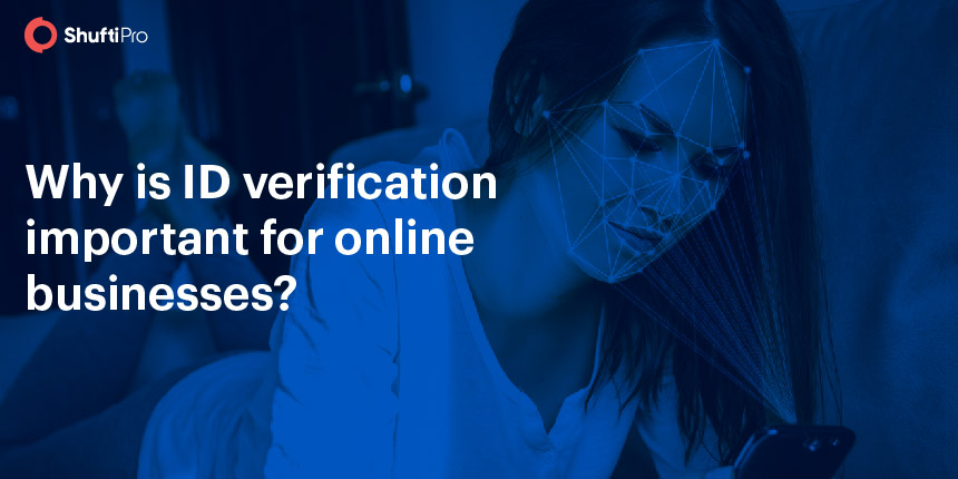 why is id verification
